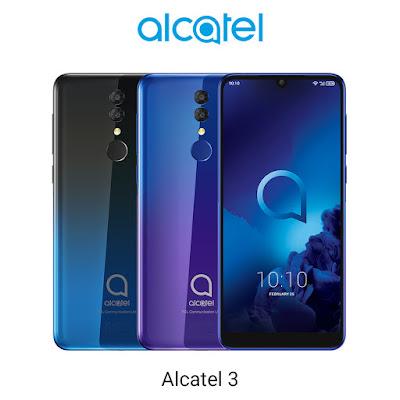 سعر ALCATEL 3 وأبرز المواصفات