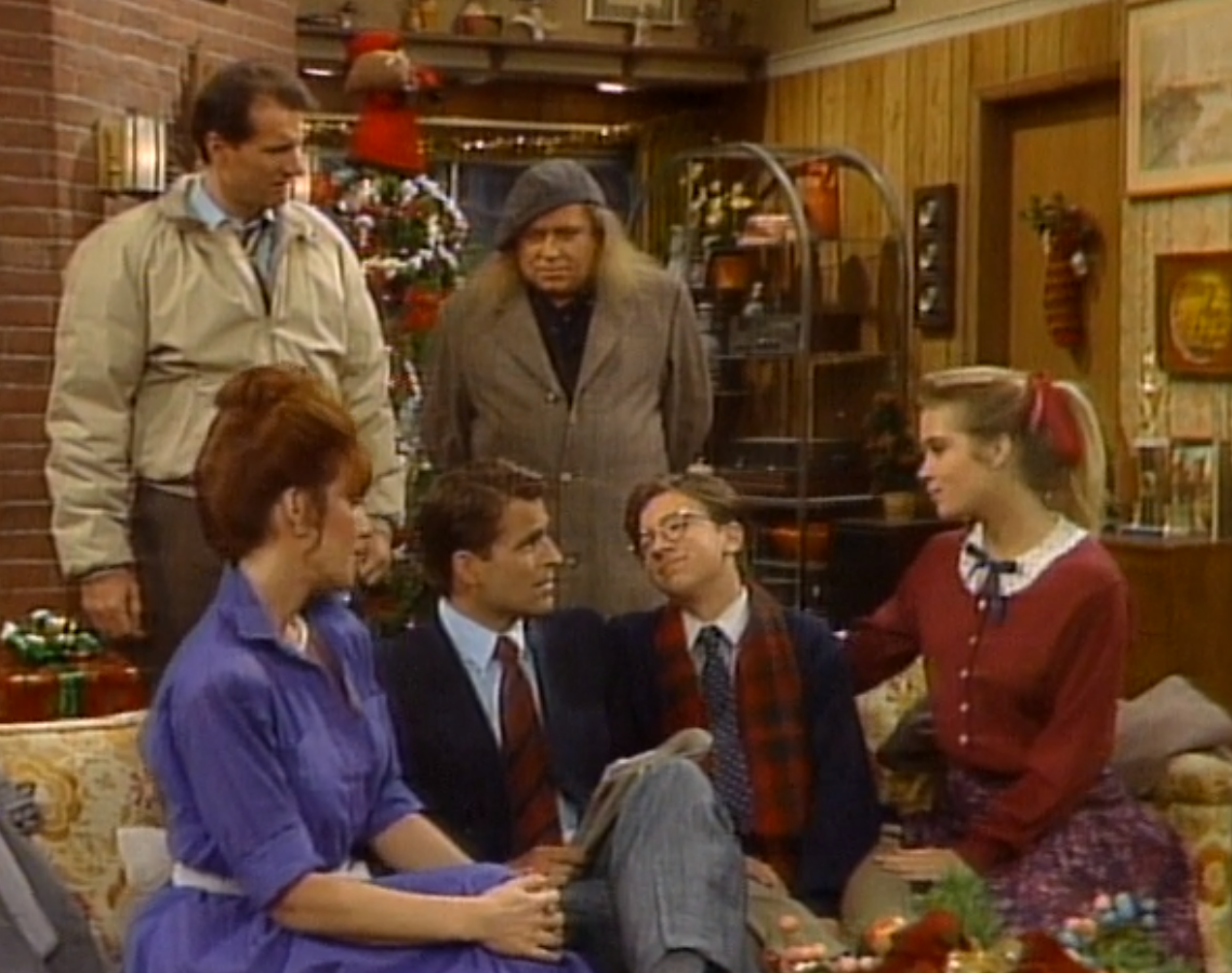 Married With Children Christmas.A Very Special Episode Avsepod Episode 35 Married With