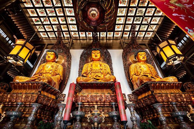 27. Templo del Buda de Jade
