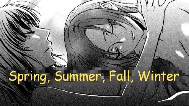 Spring, Summer, Fall, Winter | Yuri Manga Pdf Download