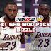 NBA 2K21 NEXT GEN MOD PACK by Bizzle (TURN YOUR NBA2K21 CURRENT-GEN INTO NEXT-GEN!) (PASSWORD UPDATED)