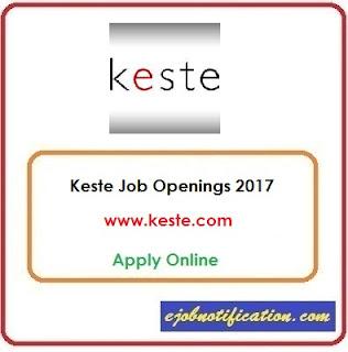 Software Engineer Openings at Keste Jobs in Hyderabad Apply Online