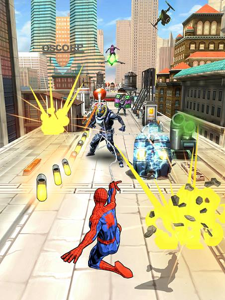 Amazing Spider-Man Unlimited APK Free Download For Android