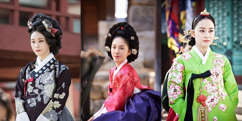 สตรีผู้ทรงอิทธิพลในยุคโชซอน