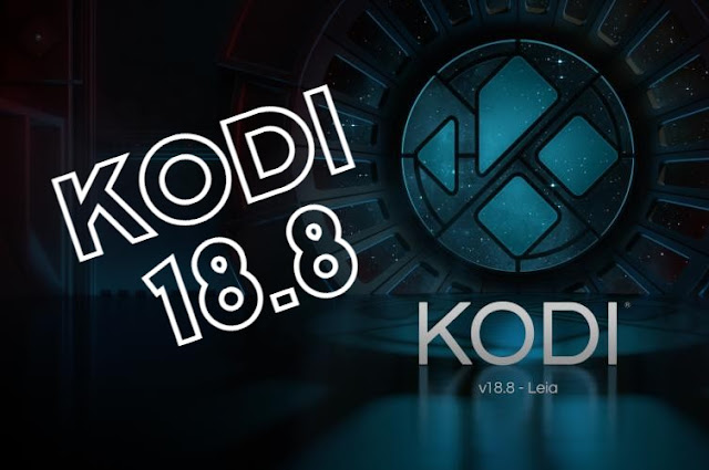 Descarga KODI 18.8