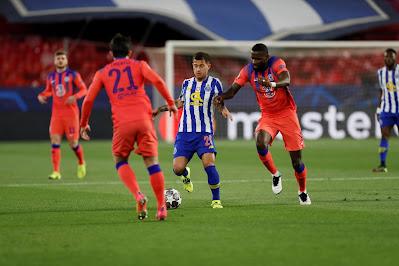 ملخص واهداف مباراة تشيلسي وبورتو (2-0) دوري ابطال اوروبا