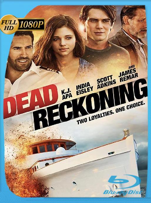 Cálculo Mortal (Dead Reckoning) (2020) [BRRip 1080P] Latino [Google Drive]
