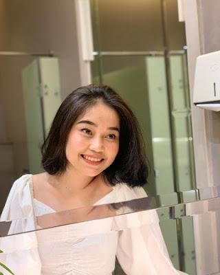 Annisa Fitrah pemeran Sinta di Tukang Ojek Pengkolan (TOP)