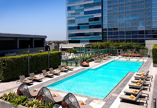 Hotel de Los Ángeles, California.