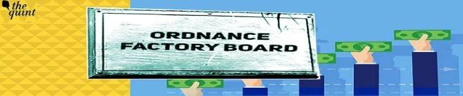 India Details OFB Corporatisation Plan
