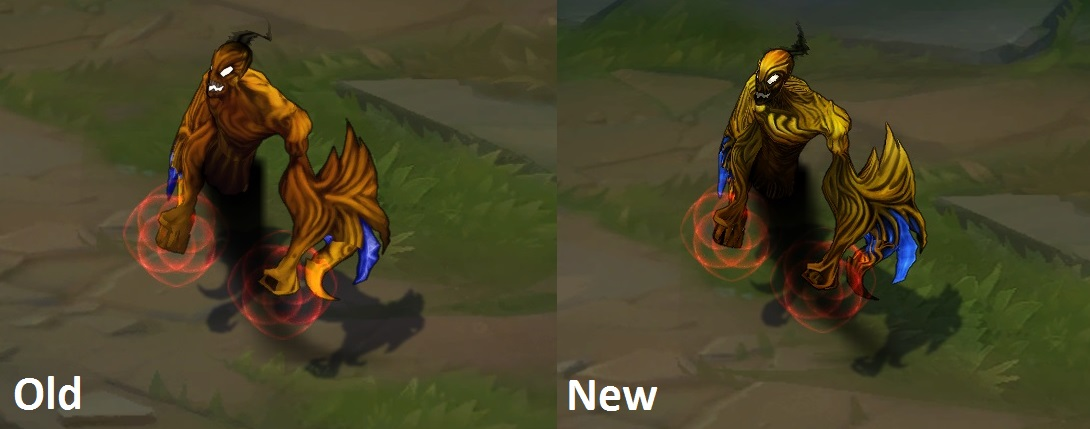 Surrender At 20 Updated 414 Pbe Update Fizz And Nemesis Jax