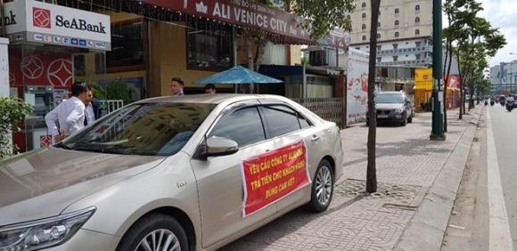Khách hàng đến Địa ốc Alibaba đòi tiền và cái kết bất ngờ