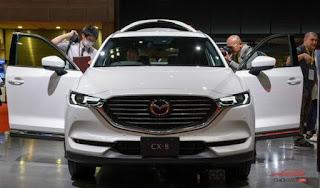 Mazda CX8 ra mắt tại Việt Nam