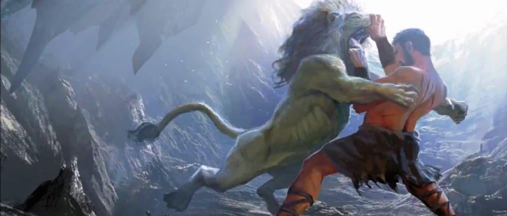 ler online O Leão da Nemeia