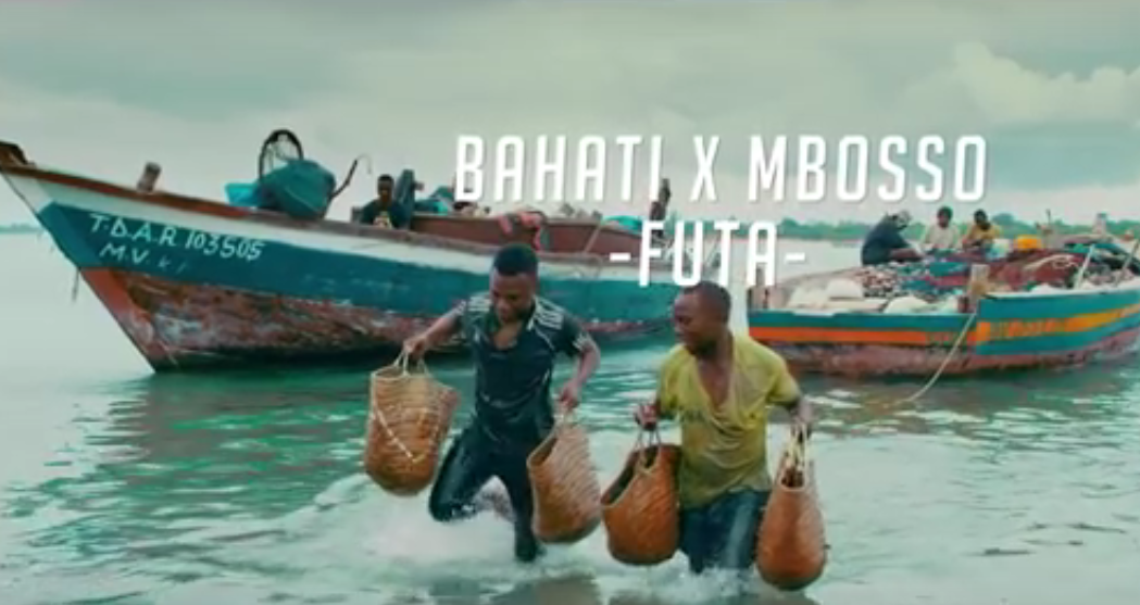 Video Bahati Ft Mbosso Marombosso Futa Official Video