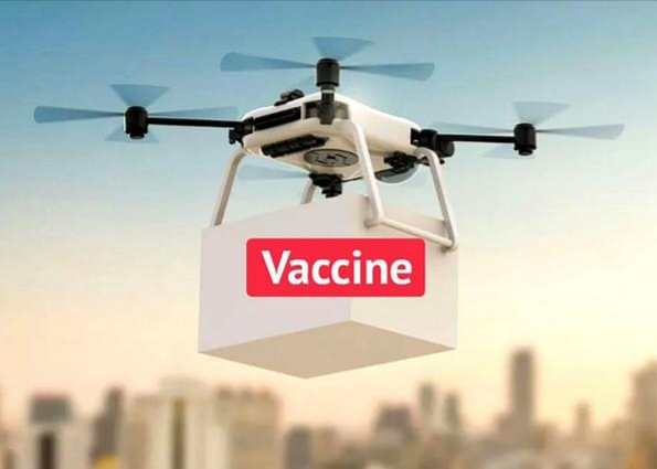 Vaccine Delivered by Drone: Vaccine will be delivered to the end of the country with inaccessible areas by drone, experimental investigation completed