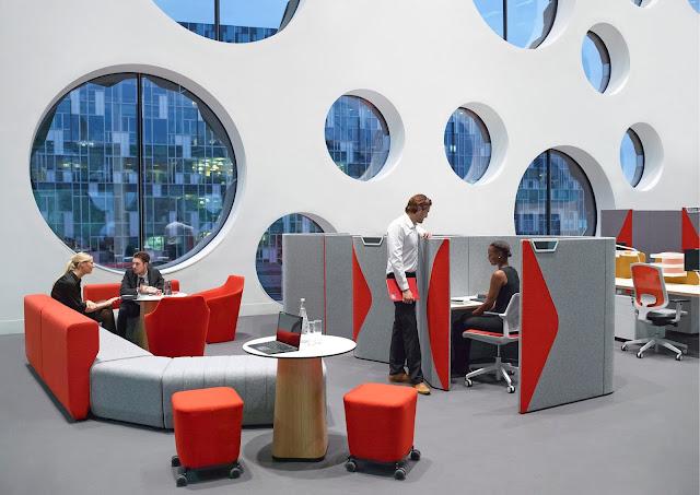 Thiết kế thi công nội thất văn phòng uy tín chuyên nghiệp