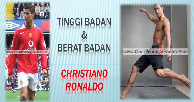 Biodata Cristiano Ronaldo Lengkap, Hobi, Pacar, Mantan Pacar, Fakta, Foto dan Lainnya
