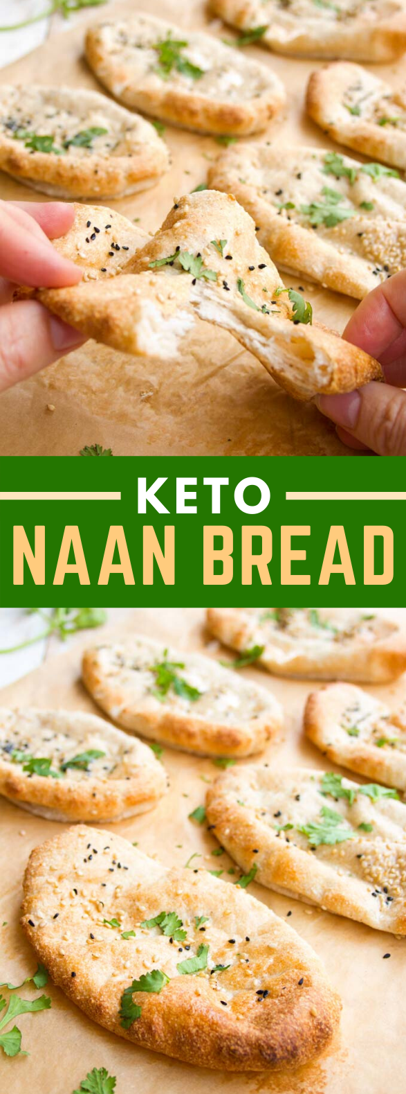 KETO NAAN (LOW CARB FLATBREAD) #diet #healthy