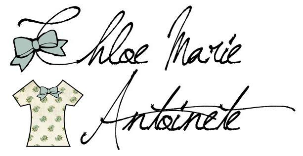ChloeMarieAntoinete