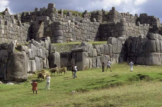 Sacsahuaman Peru