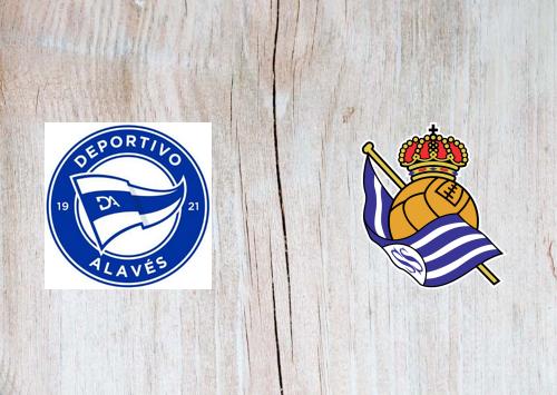 Deportivo Alavés vs Real Sociedad -Highlights 06 December 2020