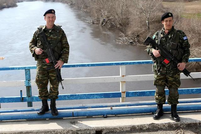 Και στην Ερμιονίδα συγκεντρώνουν βοήθεια για τους στρατιώτες ακρίτες στον Έβρο