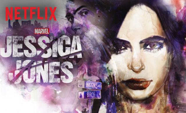 مسلسل Jessica Jones