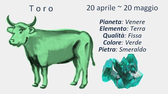 Oroscopo gennaio 2021 Toro