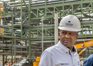 Dangote Still Most Admired African Brand — Survey