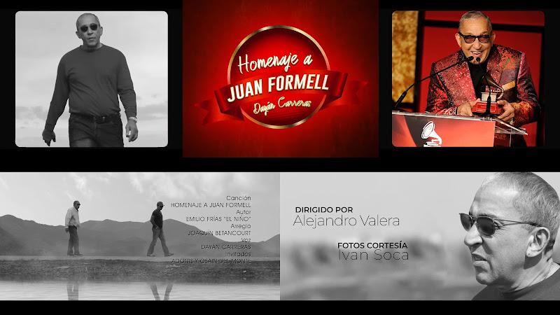 Emilio Frias El Niño y La Verdad & Dayán Carrera - ¨Homenaje a Juan Formell¨ - Videoclip - Director: Alejandro Valera. Portal Del Vídeo Clip Cubano