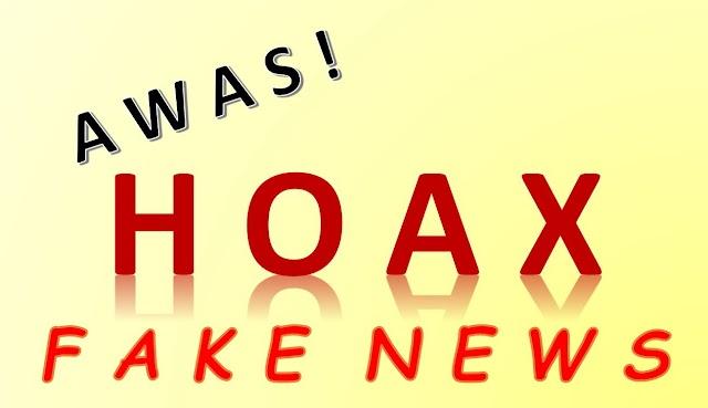 Ini Jawaban Penyebar Hoax, Awas Marah Allah Menanti Di Dunia Dan Akhirat
