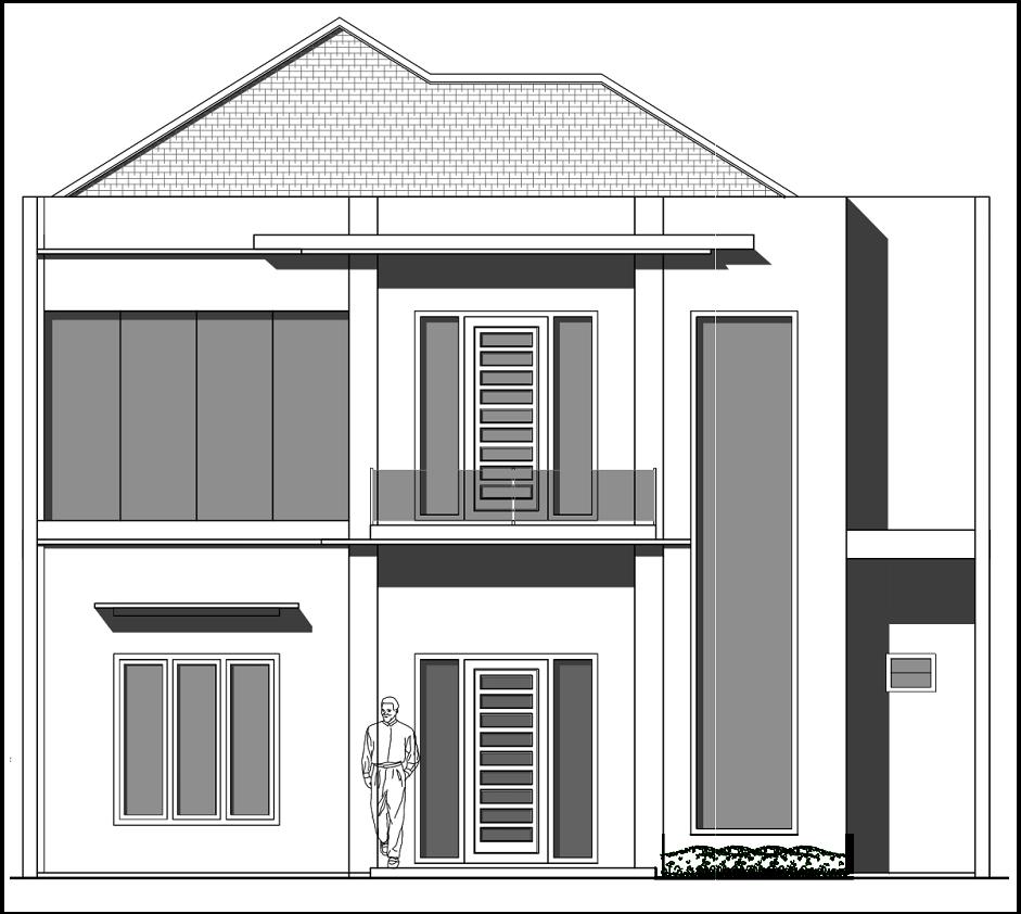6 Tahapan Membuat Sketsa Bangunan Yang Menarik Pengadaan Barang Dan Jasa