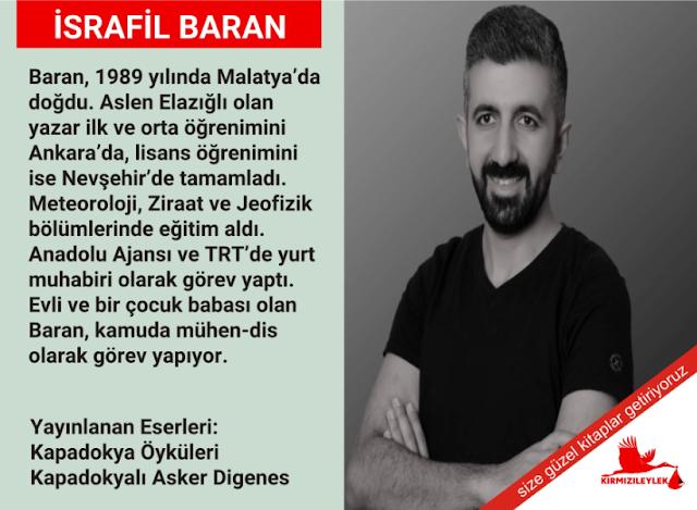 Yazar/Editör İsrafil Baran