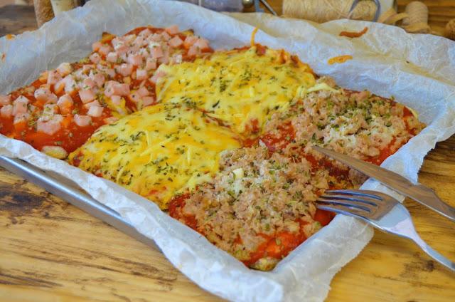 Las delicias de Mayte, mini pizza de pan de molde, pizza de pan de molde al horno, hacer pizza de pan de molde, como hacer pizza de pan de molde, pizza de pan molde, pizza en pan de molde, pizza de pan de molde,