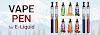 Top Vape Pen for E-Liquid