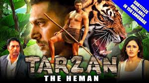 Tarzan the heman 2018 hindi dubbed 720p hdrip 800mb [putlocker.