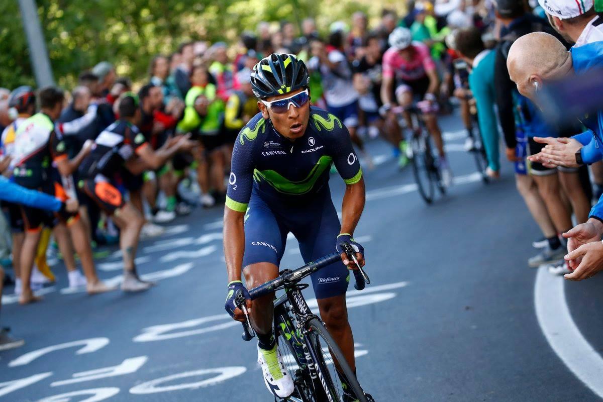 Informativo Del Guaico Nairo Quintana Cuarto Ciclista