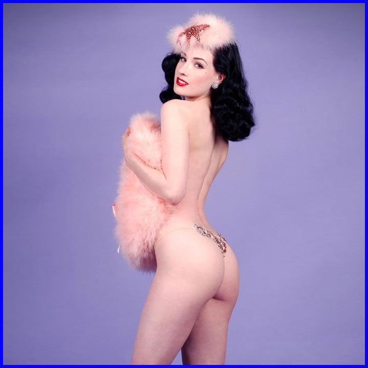 Apologise, but, dita von teese fuck sex