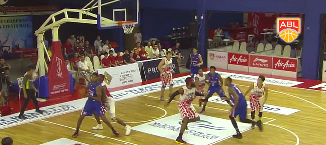 Westports Malaysia Dragons def. Alab Pilipinas, 79-77 (REPLAY VIDEO) February 19