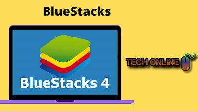 محاكي BlueStacks لتشغيل لعبة ببجي موبايل