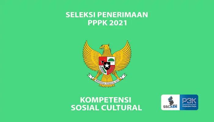 Prediksi Soal Kompetensi Sosio Kultural PPPK (P3K) Terbaru