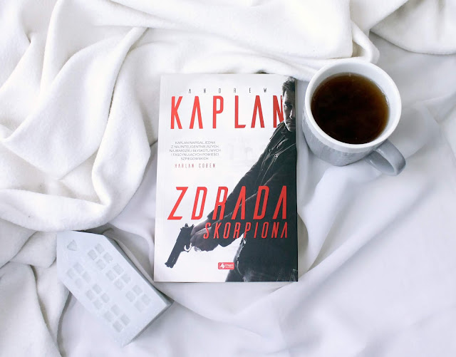 """Zdrada Skorpiona"" Andrew Kaplan"