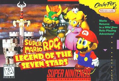 Super Mario RPG [Español] - Portada