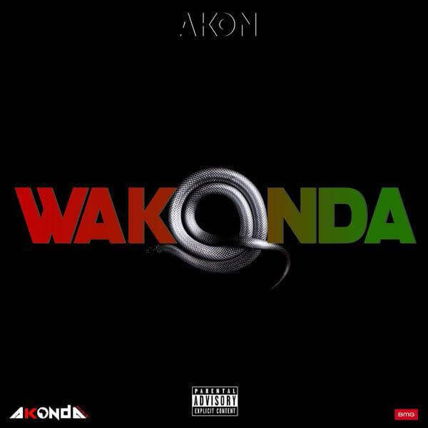 [MUSIC] Akon – Wakonda