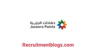 Recruitment Coordinator At Jazeerapaints Egypt