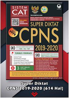 Super Diktat CPNS 2019-2020