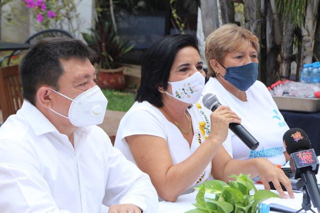 Vamos a hacer una alianza por el medio ambiente para Mérida