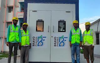 बिहार में ब्रॉवो फॉर्मा ने लगाए ऑक्सीजन प्लांट, आधुनिक मेडिकल सुविधाओं से है लैश