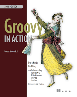 Book to learn Groovy from scratch